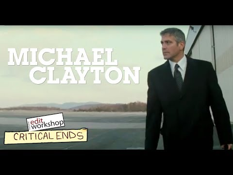 """Editor John Gilroy, ACE on Problem Solving in the Film """"Michael Clayton"""""""