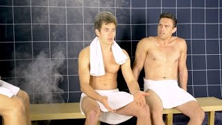 Dudes Straight Guys Go Gay For - Steam Room Stories.com