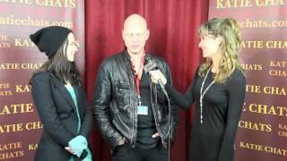 KATIE CHATS: tiff, Ragnar Bragason & Helga Þorbjörg, Director & Actress, METALHEAD