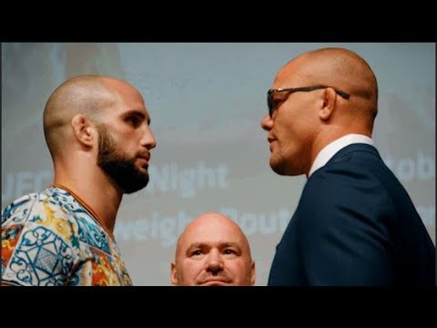 Fight Night Moncton: Volkan vs Smith - Daniel Cormier Preview