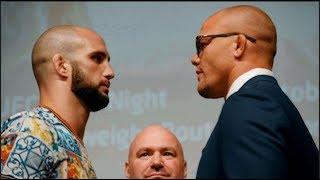 Fight Night Moncton: Volkan vs Smith - Daniel Cormier Preview