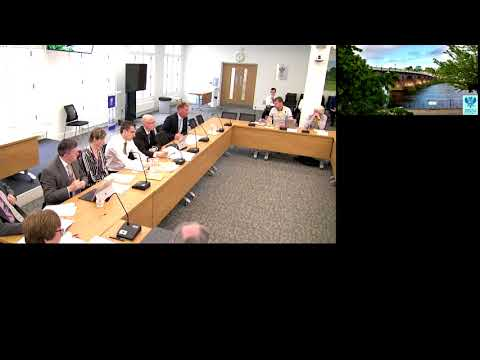 Property Sub-Committee, Perth & Kinross Council - 16 April 2018