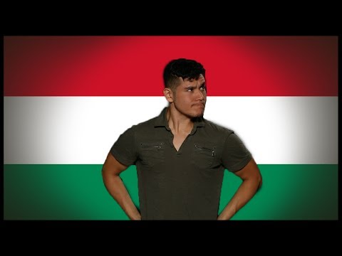 Flag/ Fan Friday HUNGARY  (Geography Now!)