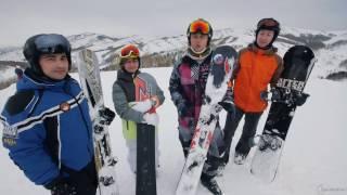 Школа сноуборда| Сезон 9 урок 4| Жесткий сноуборд: карвинг