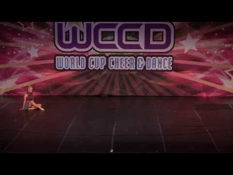 COURTNEY DAVIES AL OPEN DANCE SOLO 2015