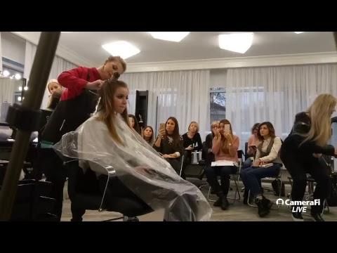 Мастер-класс по окрашиванию и Колористике Светлана Шпукова