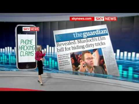 Andy Coulson Quized By MP's Over Claims News Of The World Hacked Celebs Phones - NOTW Phone Hacking