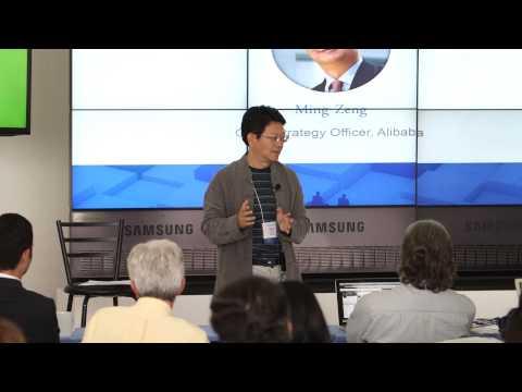 Ming Zeng - How Will Big Data and Cloud Computing Change Platform Thinking?
