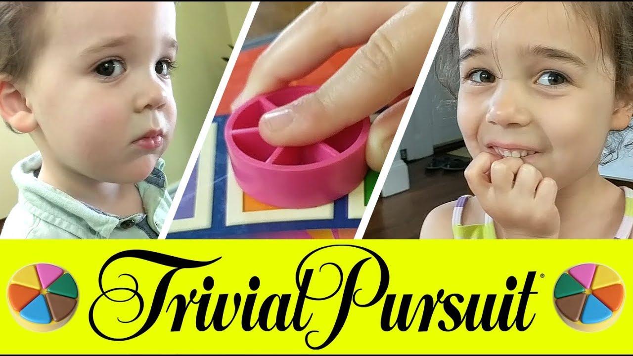 Trivial Pursuit Free