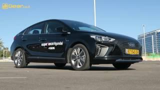 יונדאי איוניק 2017 במבחן דרכים The New Hyundai IONIQ 2017