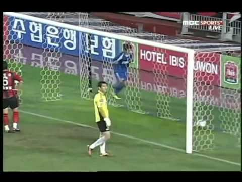 Highlights of Li Weifeng (Suwon Samsung Bluewings)