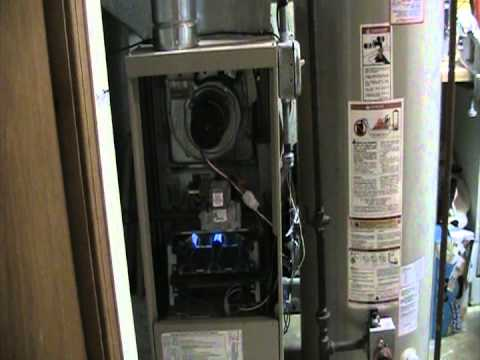 HVAC: Gas Fired Furnace Sequence of Operation - YouTube