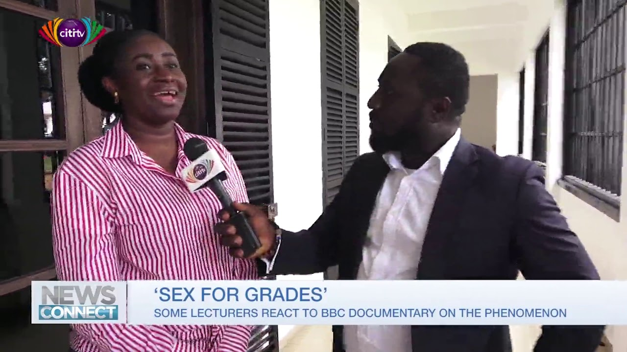 Download Ghanaian university lecturers react to 'Sex for Grades' exposé - News Connect