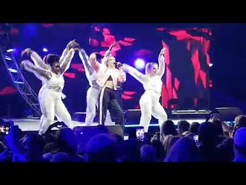 The Dome 2018 Live In Oberhausen Mit Lina Larissa Strahl Hype Youtube