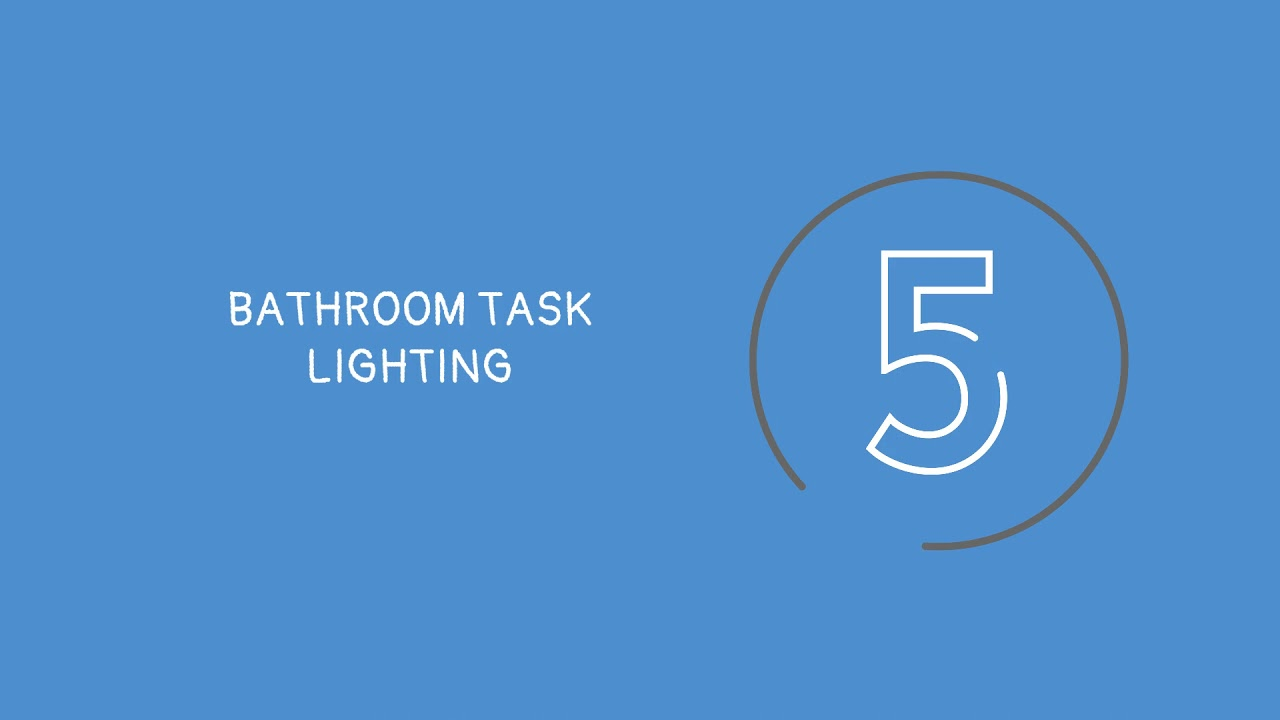 WHAT IS THE BEST LIGHTING FOR BATHROOMS? | BR Bathroom Renovations