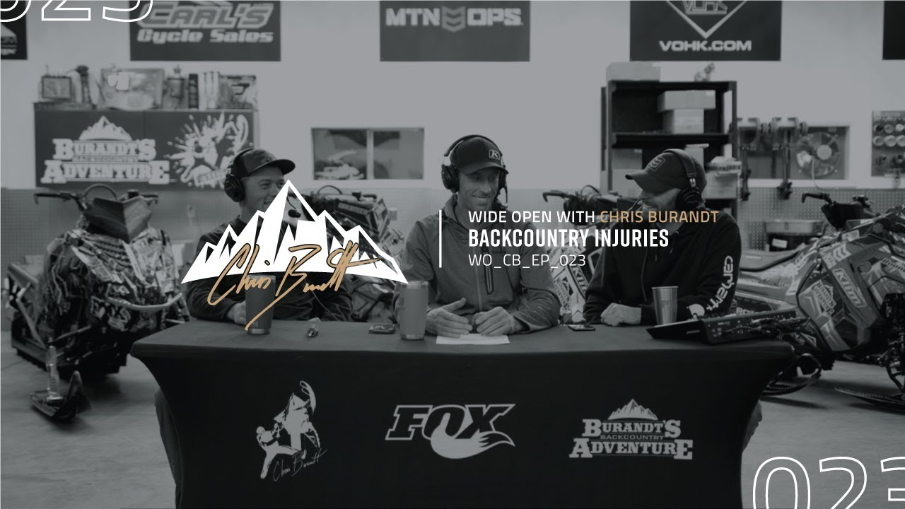 Ep. 23 | Backcountry Injuries