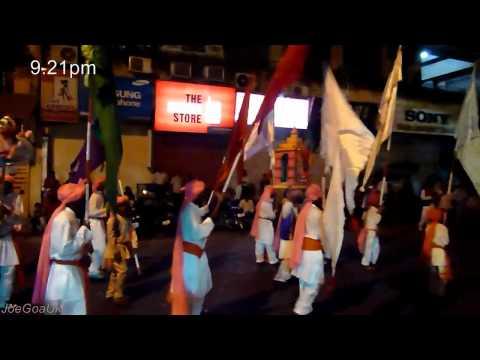 Goa Shigmo 2012  Panjim street Parade