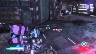 Transformers Fall of Cybertron Multiplayer Gameplay Part 30 - The Friendly Enemy
