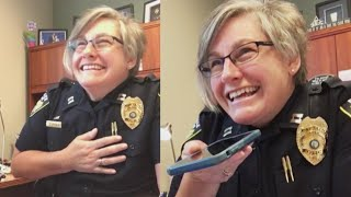 Police Captain Chuckles While Turning Tables on Scam Call