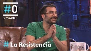 LA RESISTENCIA - Entrevista a Salva Espín, dibujante de Deadpool | #LaResistencia 17.05.2018