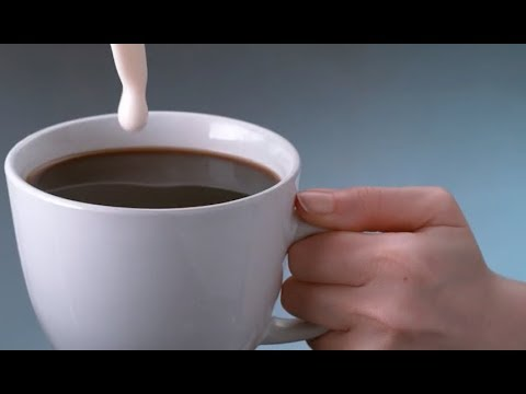 Joanna Santiago Hand Model - Yes To Flavor - Simply Pure Coffee Creamer