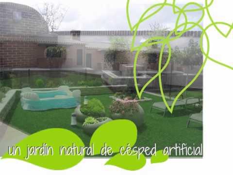 C sped artificial y jardiner a en zaragoza tierra savbia youtube - Cesped artificial zaragoza ...