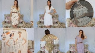 HUGE CLOTHING & ANTIQUE'S THRIFT HAUL Thumbnail