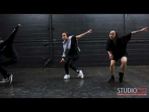 """Ex Calling"" | Julien Naud Choreography | STUDIO604"