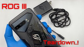 ROG Phone III Teardown...|ASMR Video|