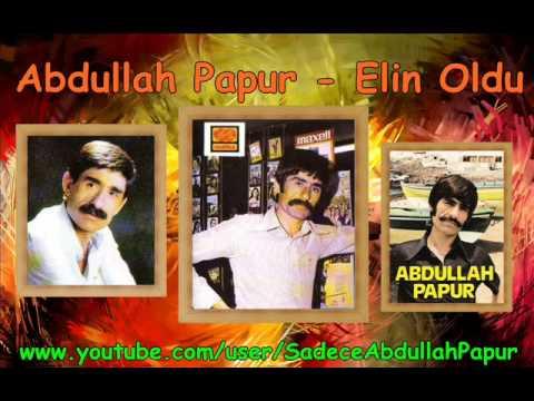 Abdullah Papur - Elin Oldu Dinle mp3 indir