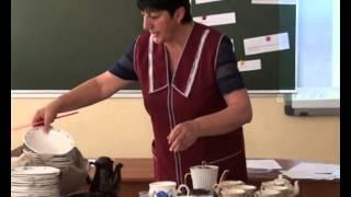 Фрагмент видеоурока производственного  обучения Датоян М.Р. мастера п/о  ГБПОУ КК