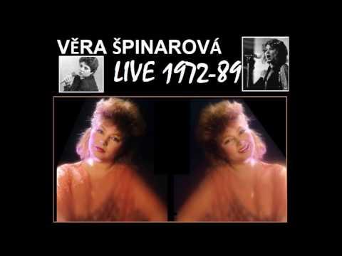 Věra Špinarová - Rozlúčka v daždi LIVE 1980