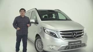 Mercedes–Benz Vito Tourer Malaysia Walk-Around Tour - paultan.org(, 2016-07-15T09:05:02.000Z)