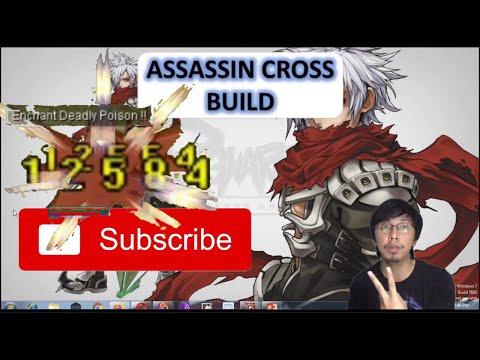Ragnarok Online: Assassin Cross Stat Build Guide (EliteRO)