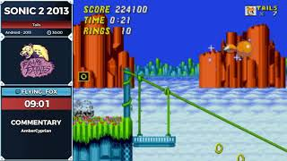 Sonic 2 2013 by Flying_fox in 27:20 - Frame Fatales 2019