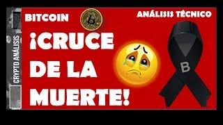 Bitcoin CRUCE DE LA MUERTE - DEATH CROSS  Btc/Criptomonedas