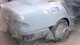 Реставрация кузова Mercedes W210 E-class E240 (восстановление w210)(В этом ролике представлен кузовной ремонт автомобиля(реставрация авто)Mercedes-Benz w210. http://auto-pokrasim.ru Восстановле..., 2015-11-22T11:52:19.000Z)