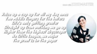 Lirik lagu good life g-eazy ft. Kehlani