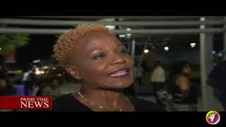 Buju Banton: Hundreds of Jamaicans Turnout at Airport (TVJ Prime Time News) December 8 2018