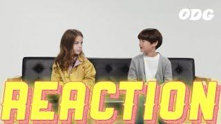I Will Teach You Korean | ODG [REACTION]