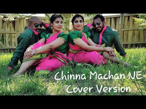 #ChinnaMachan #PrabhuDeva #NikkiGalrani   Chinna Machan - NE Cover Version | Charlie Chaplin 2 | Pra