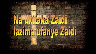 Hatua Zaidi - Lawrence Mulwa ( Lyrics)