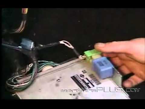 Computadora Nissan Tsuru 2004 En Adelante - Desconectando ...