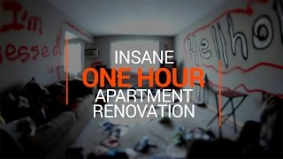 Insane Apartment Renovation