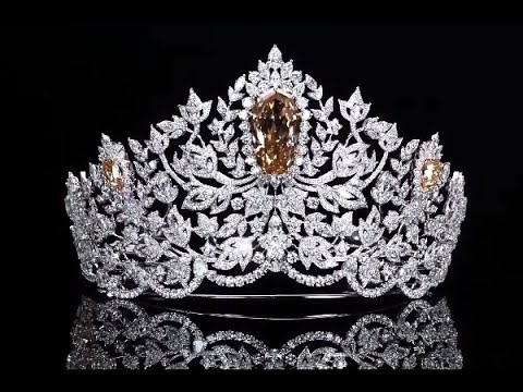 Mouawad Miss Universe Crown 2019