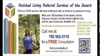 Assited Living Referral Service of The Desert