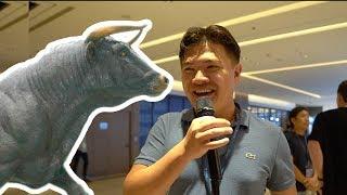 Are the Bulls REALLY back @ Asia Blockchain Summit 2019