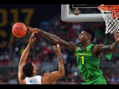 2017 NCAA Tournament: Best Blocks!