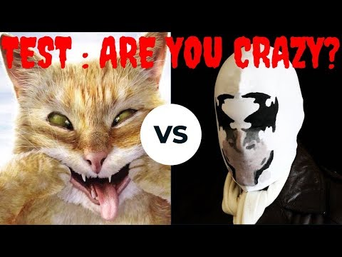 Rorschach Psychological Test | See If You Are Crazy