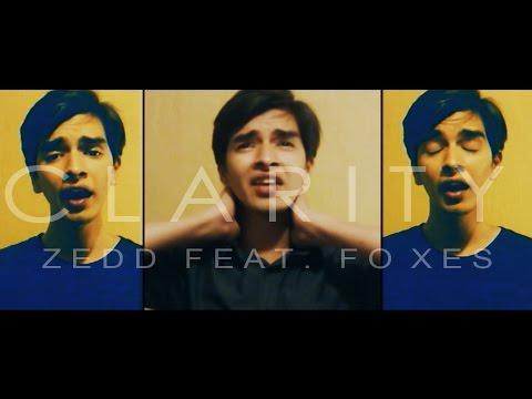 ZEDD FEAT. FOXES - Clarity (One Man Acapella COVER)